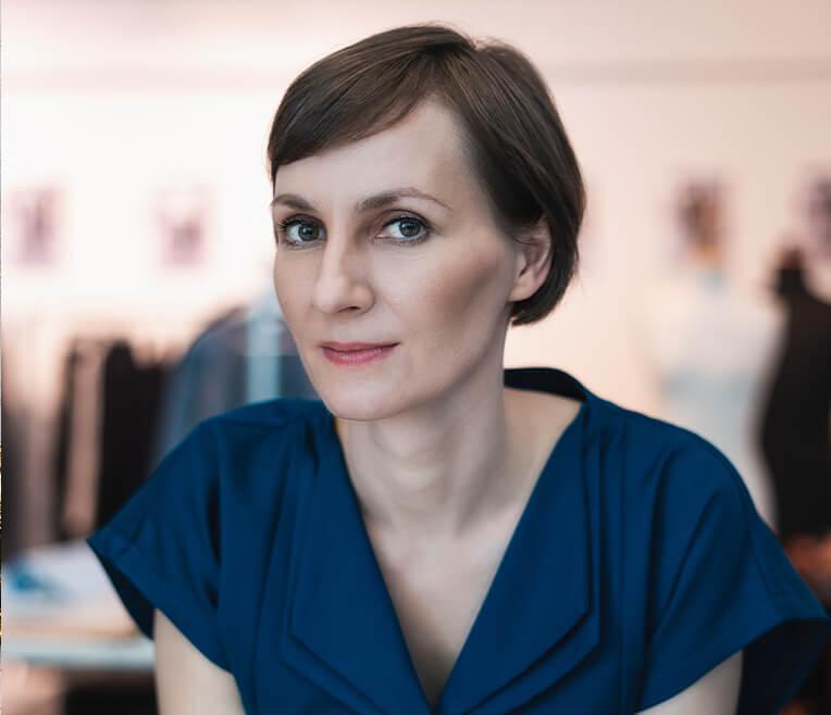 CUPRA x CREATORS – Jennifer Brachmann, Designerin für Männer- und Frauenmode