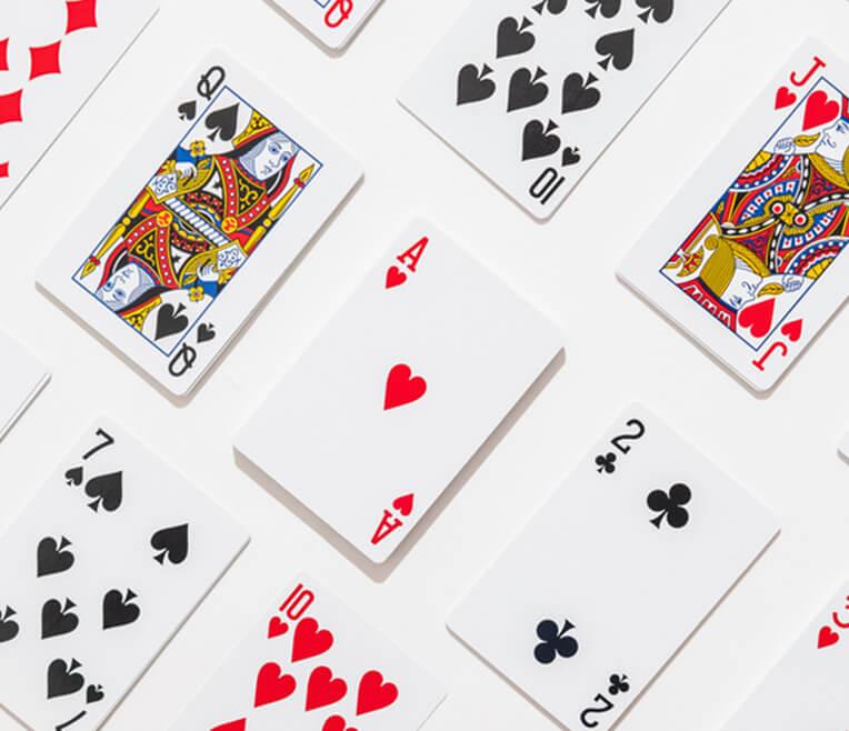 Kartenspiele für Zuhause