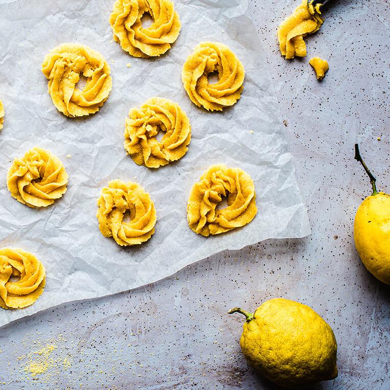 Recipe »Paste di meliga with Zabaglione«