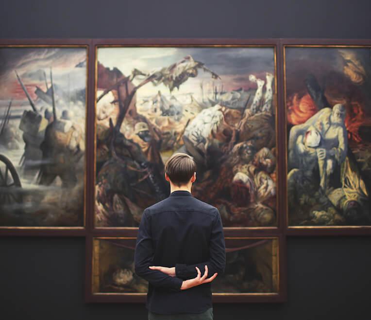 Warum Philantropen Kunst finanzieren sollten