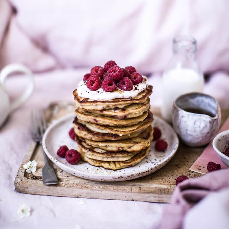 Rezepte für ein leckeres Frühstück im Bett
