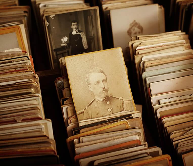 Zeitreise in die Vergangenheit – Daguerreotypie