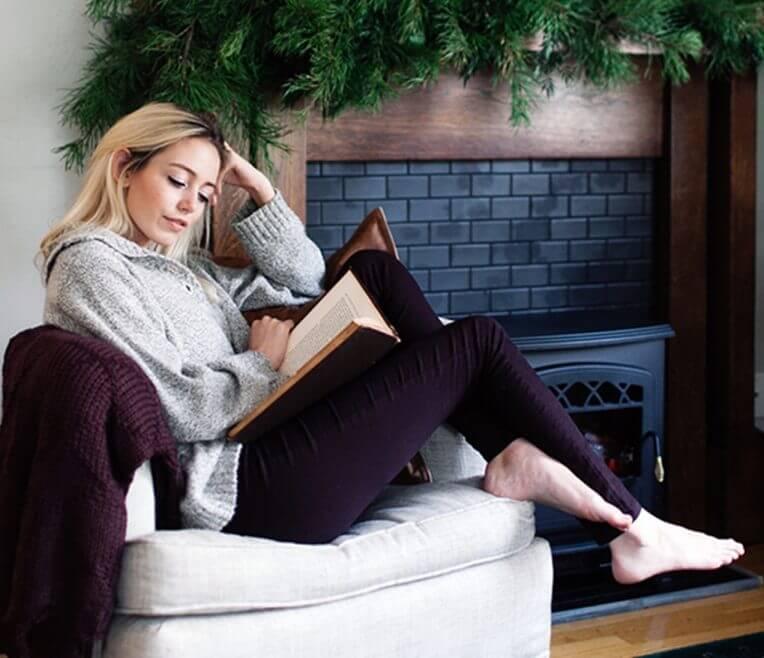 Fireplace Books – Schöne Bücher für einen gemütlichen Abend