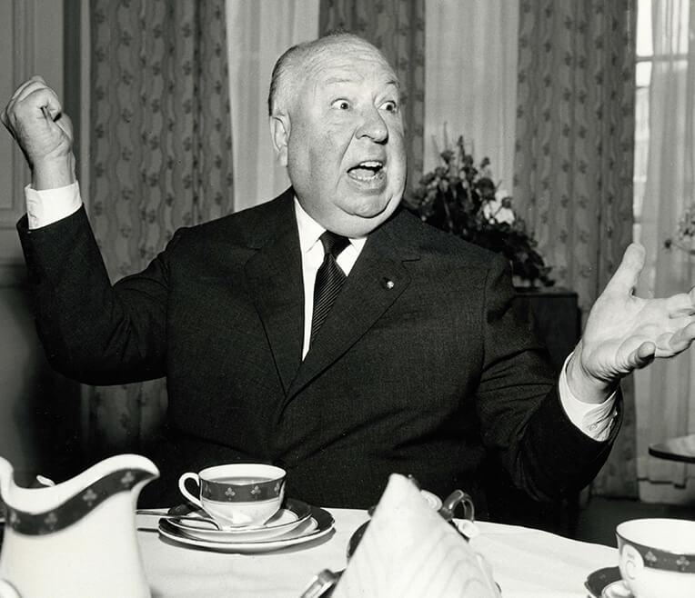 Alfred Hitchcock – Thriller, Musik und Grace Kelly