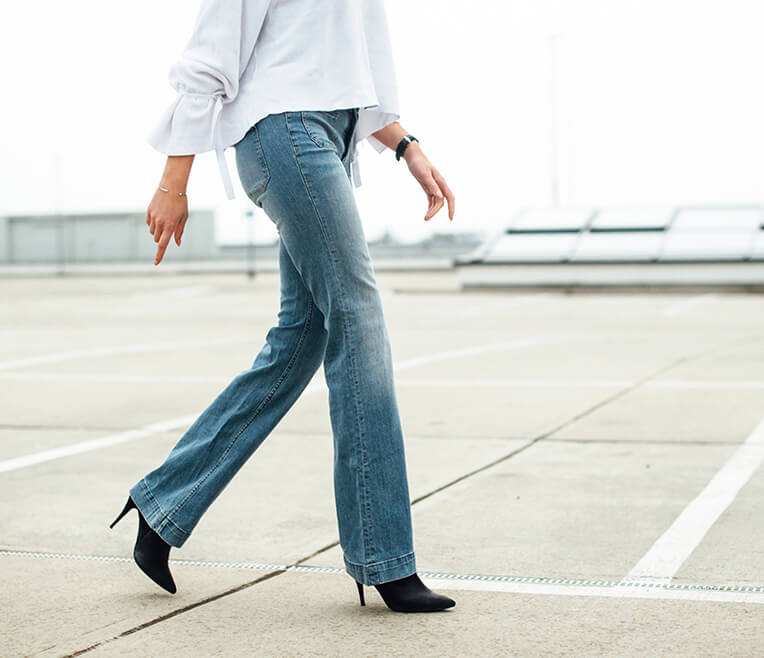 Jeans – Just a piece of fabric?