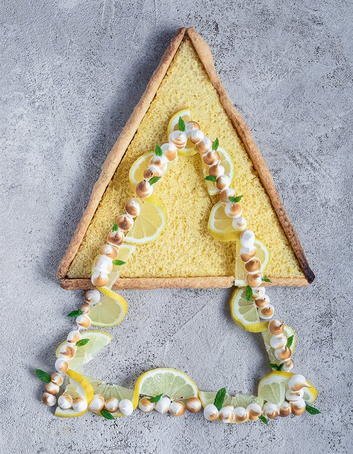Bauhaus-Rezept: »Lemon-Pie«