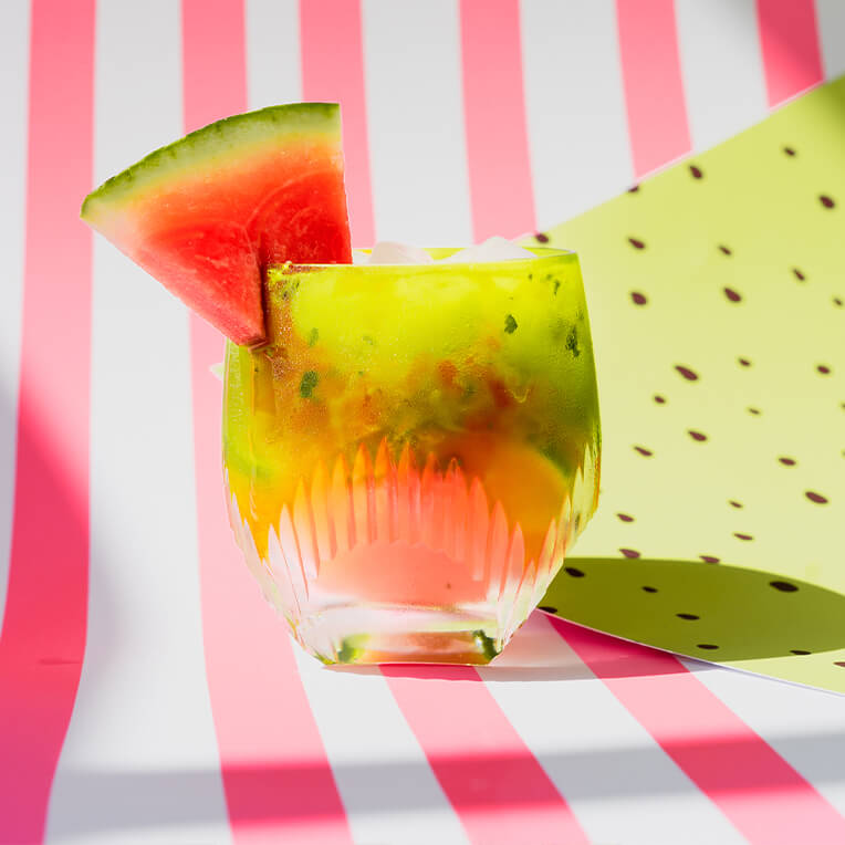 Recipe: »Watermelon Mojito«