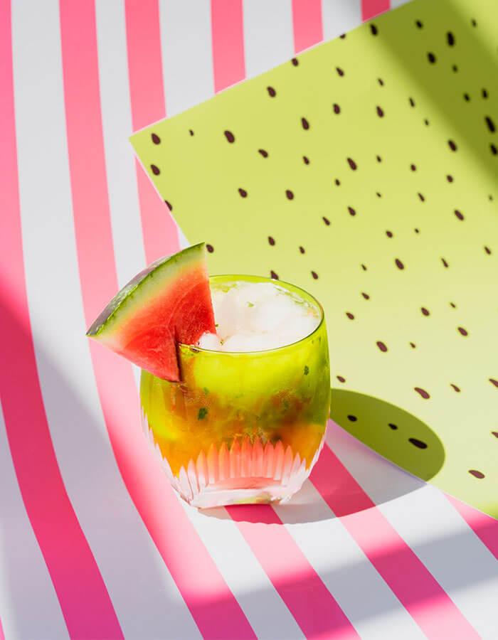 Rezept: »Wassermelonen Mojito«