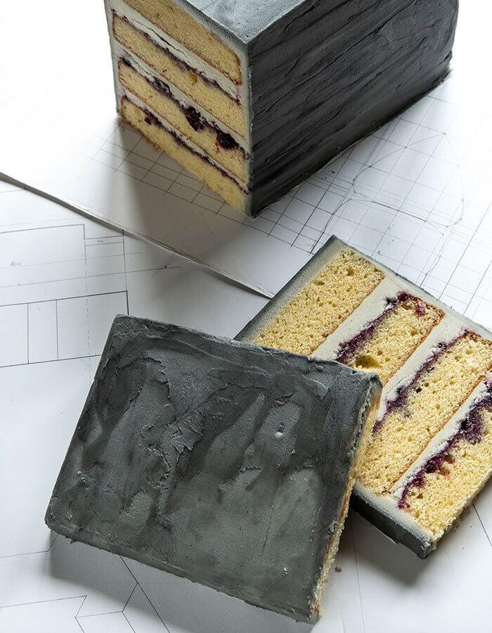 Bauhaus-Rezept: »Beton-Kuchen«