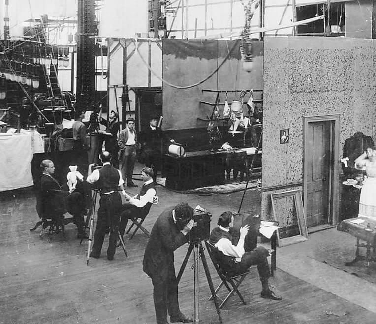 Filmgeschichte – Der Aufstieg der Filmstudios