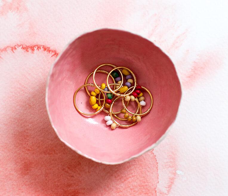 Blogger Feature: DIYs mit Gold