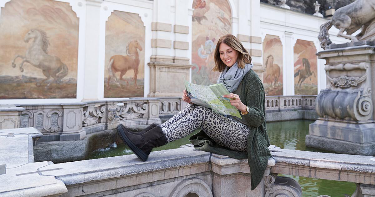 Meine Reise mit ara Bequem & stylish durch Amsterdam