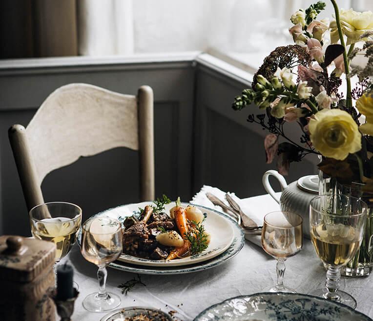 Französische Küche – Menü für verregnete Tage inspiriert von Caillebotte
