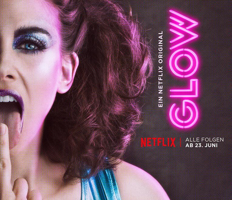 GLOW – Gorgeous Ladies of Wrestling – Die neue Serie von Netflix