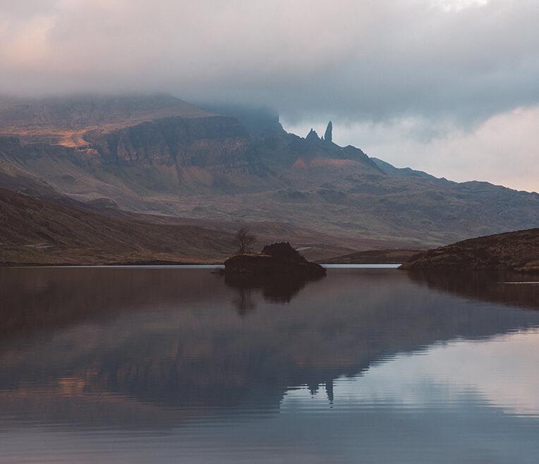 Schottland – through a lense
