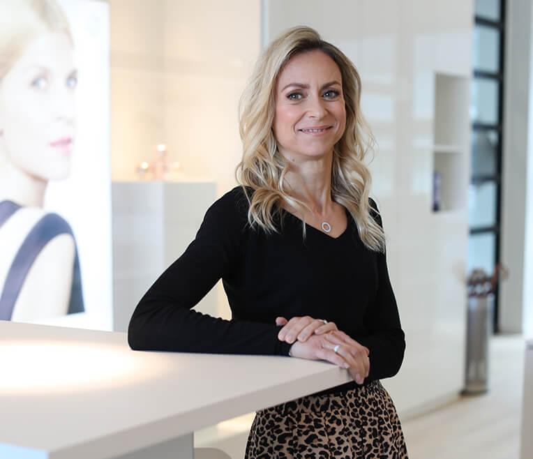 SHISEIDO Interview mit Nathalie Broussard