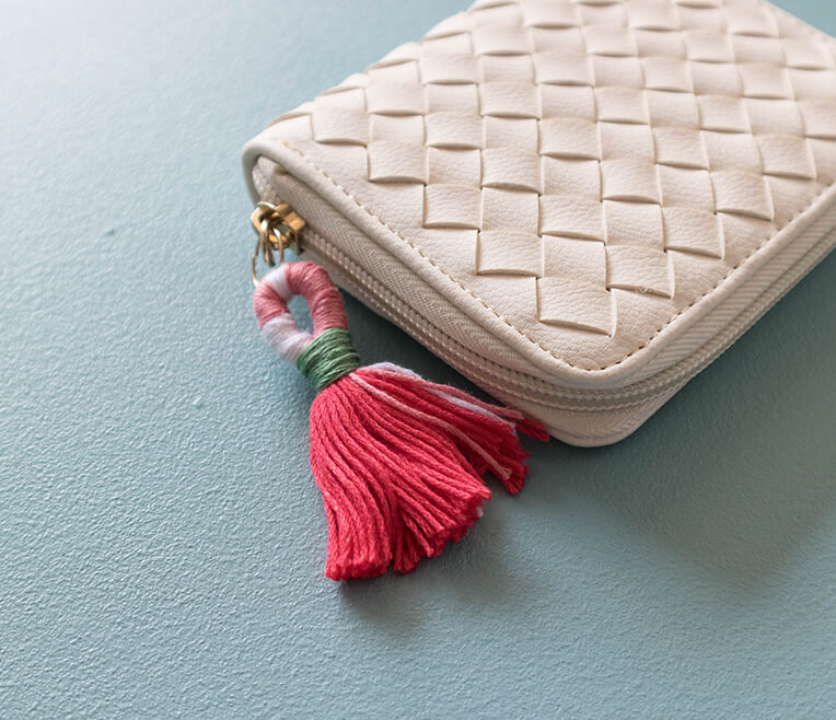 DIY Mini Tassel