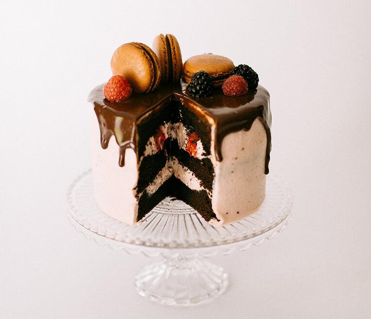 Die süße Rebellion: Drip Cakes