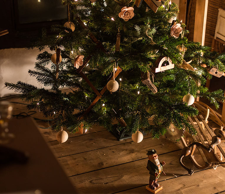 The sisterMAG special for a perfect Christmas tree