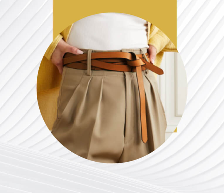 Accessoires for trousers