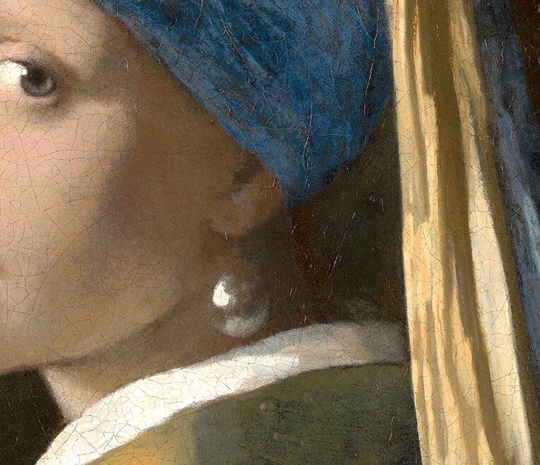 »Das Mädchen mit dem Perlenohrring« – Eine Inspiration