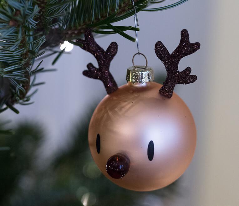 Weihnachtsbaumstyling mit den Hoptimisten + Gewinnspiel