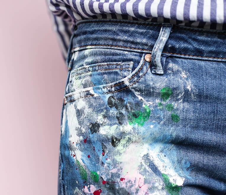 Jeans DIYs