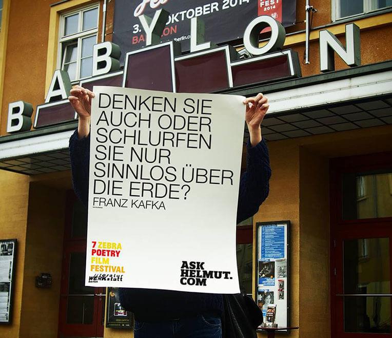 Startup Spotlight: Ask Helmut