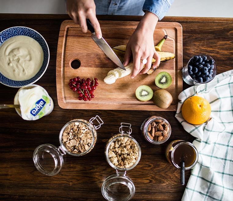 »Eat Better – Not Less« – Alltägliche #Alpronista Rituale, die glücklich machen