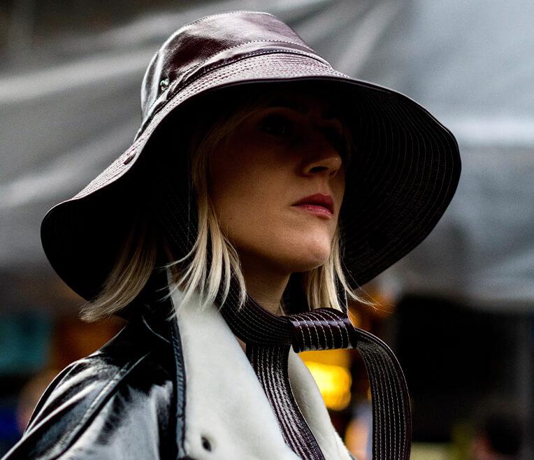 Streetstyle Fokus »Hüte«