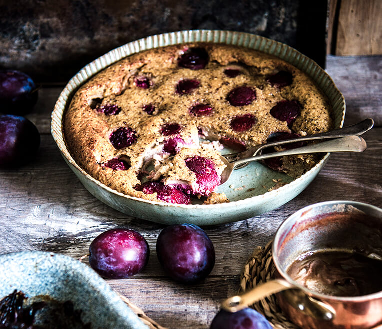 Plum Recipes for Autumn