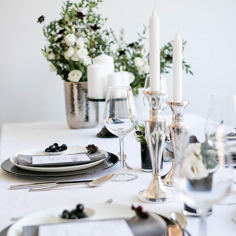 Listical: Tipps für die Tischdekoration