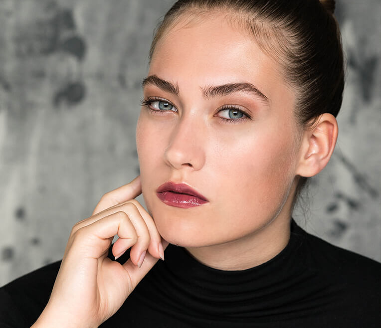 Eyes, Cheeks, Lips: Fall Trend Berry Tones