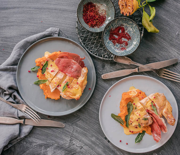 Ein Hauch von Orient – Gerichte mit Safran