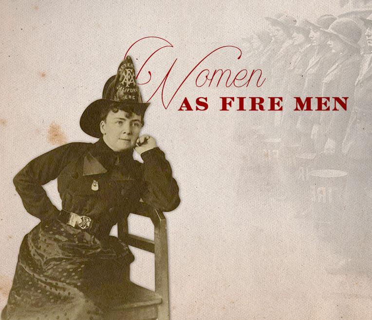 Frauen in der Feuerwehr