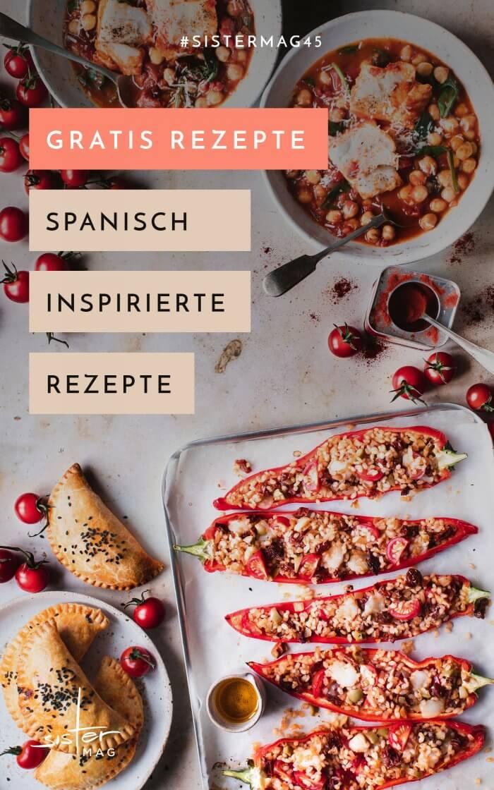 Rezept Kichererbsen-Spinat Eintopf mit weißem Fisch