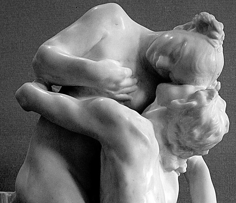 Die Hingabe – Camille Claudels Marmor-Kunst