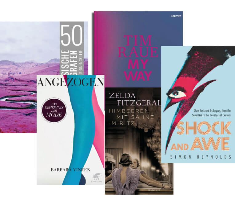 Bücher nach ihrem Cover – Buchempfehlungen Flamingo und Jeans