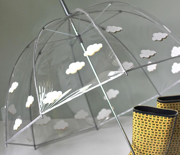 DIY: Colourful Umbrellas