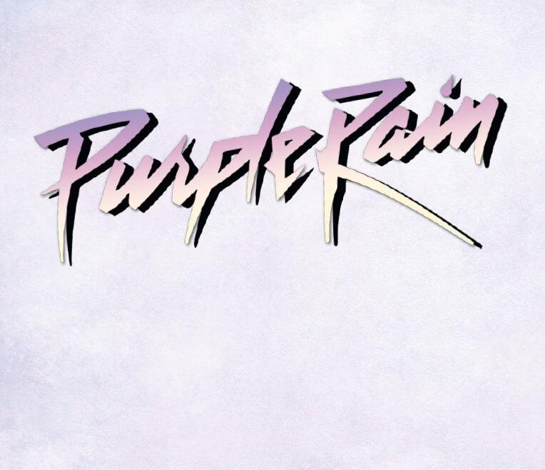 """Das farbenfrohe Vermächtnis von Princes """"Purple Rain"""""""