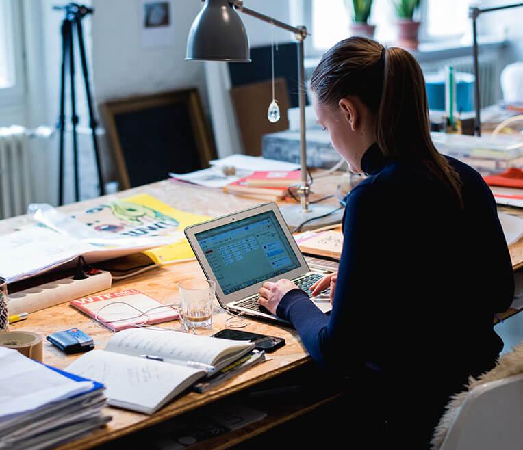 Desk to Success mit Sissel Hansen