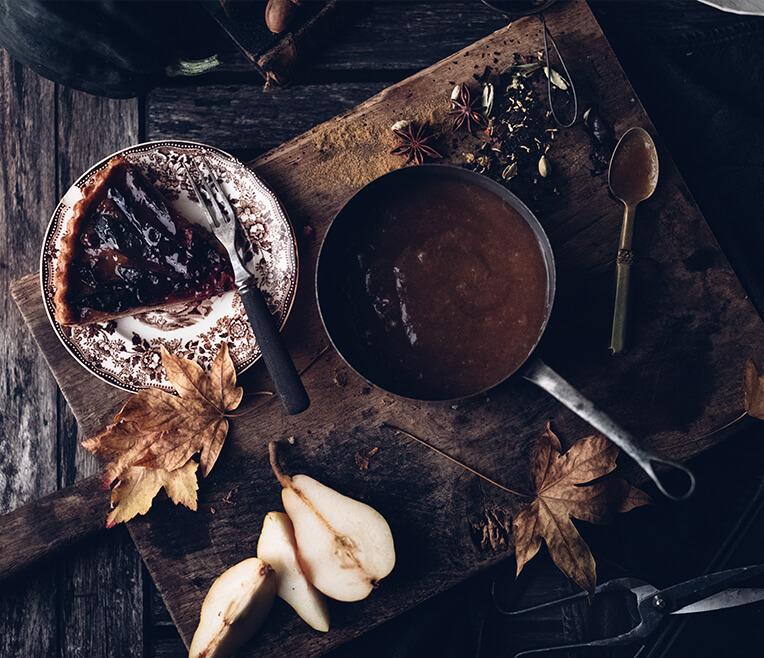 Köstlicher Herbst: Konfitüre selber machen
