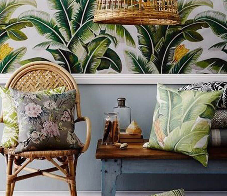 The Comeback Of Wallpaper
