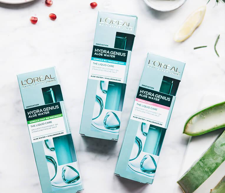 Hydra Genius: Der Durstlöscher für die Haut