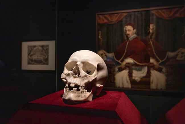 """""""Bernini, der Papst und der Tod"""""""