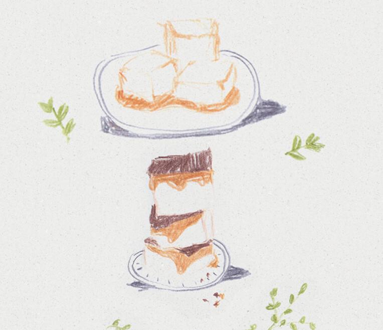 Karamellriegel – des Zuckers wahre Seele
