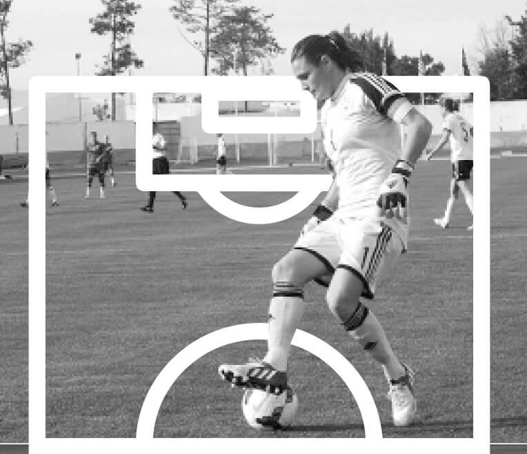 """""""Fußball bedeutet Leidenschaft und Neugier!"""" – Im Gespräch mit Nadine Angerer"""