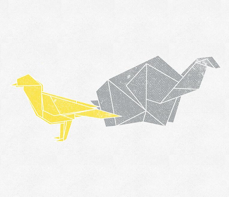 Was wir von Vögeln und Elefanten lernen können