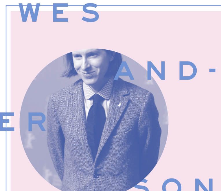 Surreal, magical, fabulous – Wes Anderson in portrait