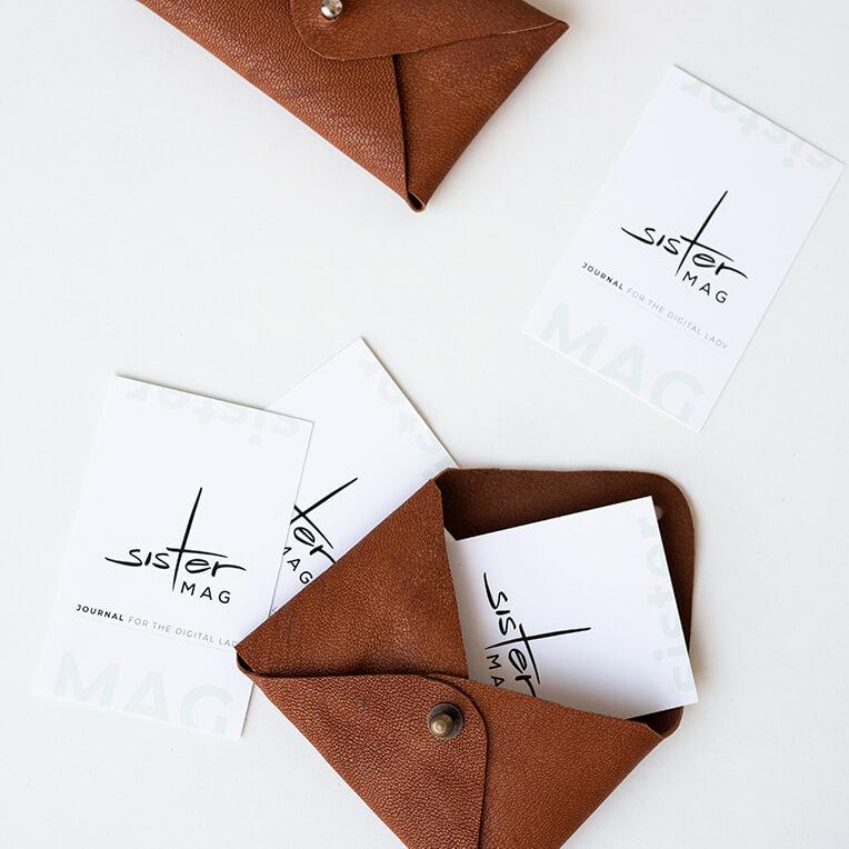 DIY: Businesscard Holder